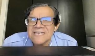 Ciro Maguiña pide postergar elecciones hasta julio por aumento de casos COVID-19