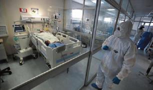 Advierten que hay 650 pacientes a la espera de una cama UCI en Lima