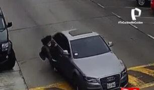Ministerio de la mujer solicita prisión preventiva para sujeto que arrastró a joven en un auto