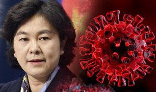 China defiende su gestión frente a críticas de la OMS por la pandemia