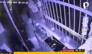 Los Olivos: roban por octava vez local de cabinas de Internet