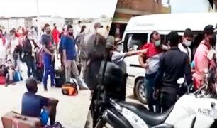 Tumbes: extranjeros ingresan al Perú por la Frontera Norte sin control