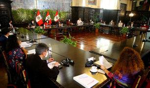 Segunda ola COVID-19: Hoy se debate nuevas medidas en Consejo de Ministros