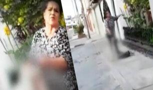 Graban a mujer golpeando a un gato con un martillo en SJM