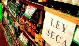 Ministra de Salud descartó implementar ley seca para mitigar ola de contagios