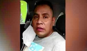 """La Victoria: PNP detuvo a extorsionador  y sicario """"Loco Aroni"""""""