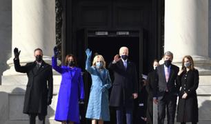 EEUU: inicia la era Joe Biden