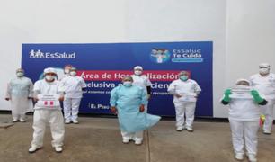 Huánuco: profesionales de la salud llegan a la región para atender a pacientes Covid-19