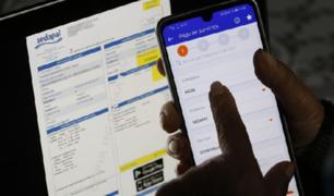Sedapal habilita plataformas virtuales para reclamos, consultas y pagos