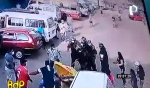 Chorrillos: heladero violentado por fiscalizadores de MML denuncia desaparición de sus pertenencias