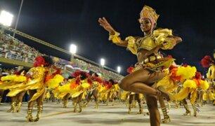 Carnaval de Río de Janeiro no se realizará este año