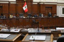 Congreso aprobó por insistencia decreto de urgencia sobre negociación colectiva