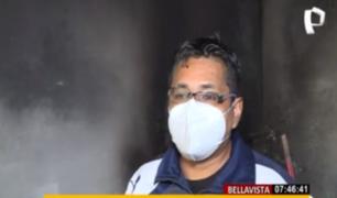 Familia sigue denunciando irregularidades en mortal desalojo en el Callao