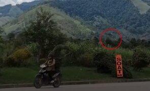 Helicóptero del Ejército cae en Mazamari y reportan varios militares heridos
