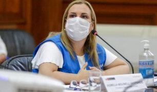 Comisión de Salud: Molinelli denuncia presiones de congresista de APP para favorecer a familiar