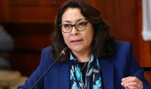 """Bermúdez sobre supuesta vacunación de Vizcarra: """"he pedido que me informen al respecto"""""""