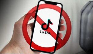 Italia bloquea TikTok por muerte de niña de 10 años