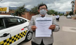 Taxistas denuncian que no pueden brindar servicio en Cusco, pese a ganar licitación