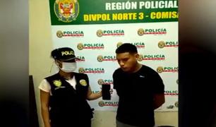 Rímac: detienen a sujeto acusado de robar celular