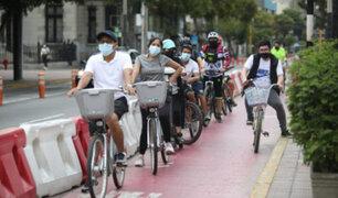 Callao: hoy avenidas La Marina y Guardia Chalaca serán espacios solo para ciclistas y peatones