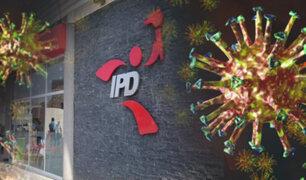 IPD suspendió torneos deportivos hasta el 31 de enero
