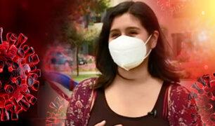 ¡Exclusivo! Joven de 27 años que se contagió de Covid-19 continúa con los síntomas desde hace 8 meses