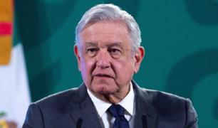 México: presidente Andrés López Obrador anunció que dio positivo a la Covid-19