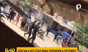 Piura: un herido de bala deja intervención policial frustrada en Sullana