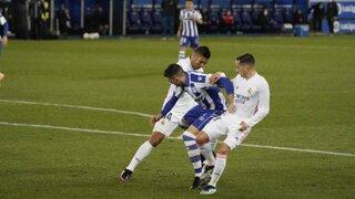 LaLiga: Real Madrid vuelve al camino y golea 4-1 al Alavés