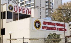 PJ declara infundada demanda de universidad con licencia denegada
