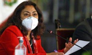 Covid-19: PCM convocó sesión extraordinaria para afinar acciones contra la pandemia