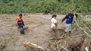 Puno: declaran en alerta roja al río Verde por riesgo de desborde
