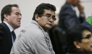 Áncash: condenan a 35 años de cárcel a exgobernador César Álvarez por caso Ezequiel Nolasco