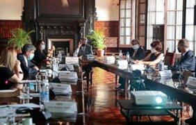 Ejecutivo se reunió con equipo encargado de implementación de vacuna COVID-19