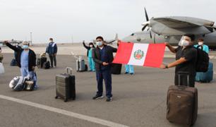 Covid-19: EsSalud envía médicos, equipos de protección y medicamentos a Huánuco y Loreto