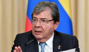 Carlos Holmes: Falleció ministro de Defensa de Colombia víctima de Covid-19