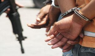 Caen ladrones dedicados a la microcomercialización de drogas y robos al paso