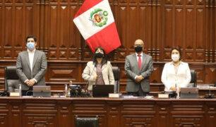 Congreso: Podemos Perú presentará moción de censura contra Mesa Directiva en febrero