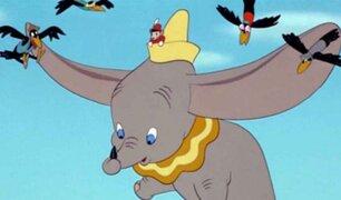 "Disney+ retira a ""Dumbo"", ""Peter Pan"" y ""Los aristogatos"" de su catálogo infantil"