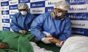 EsSalud presenta 4000 plazas para contratar a profesionales de la salud de diversas especialidades