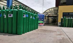 Ayacucho: envían 100 balones de oxígeno, camas e implementos médicos  para pacientes Covid-19