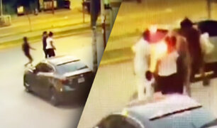 SMP: Mujer fue secuestrada por 3 sujetos en una camioneta
