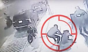 Ladrón golpea a mujer para robarle celular en Magdalena