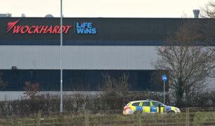 Reino Unido: Alerta de bomba en fábrica de vacunas de AstraZeneca contra covid-19