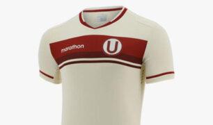 Universitario de Deportes presentó oficialmente su nueva camiseta para la temporada 2021