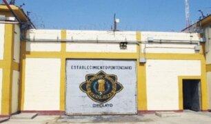 Penal de Chiclayo es declarado en emergencia para prevenir contagios por COVID-19