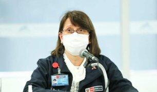 Pilar  Mazzetti desarrolló una labor ejemplar en el sector salud, afirma ministro Neyra