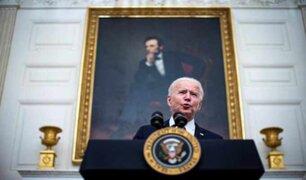 Biden convoca a cumbre internacional de líderes sobre cambio climático