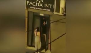 San Miguel: mujer denuncia que su pareja la agredió por celos