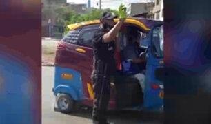 SJL: mototaxistas denunciaron que incautaron sus vehículos durante operativo